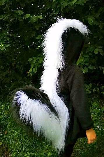 Etsy - Stinktier Kostüm selber machen