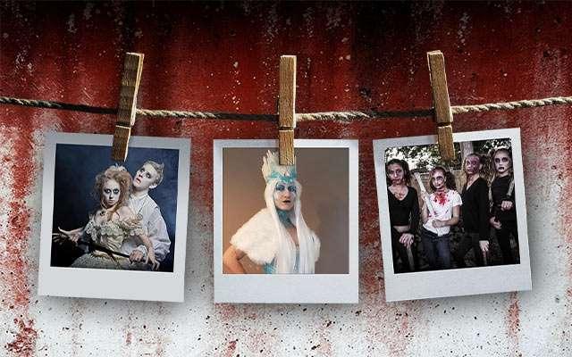 Halloween Foto Contest 2017 Gewinner