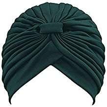Kostüm selber machen - Grüner Turban
