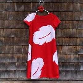 Lilo Kostüm selber machen Kleid