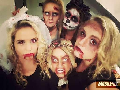maskerix - Halloween Foto Contest 2017 - Zombies