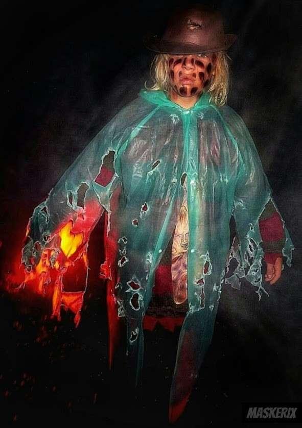 maskerix - Kostüm selber machen - Freddy Krueger 2
