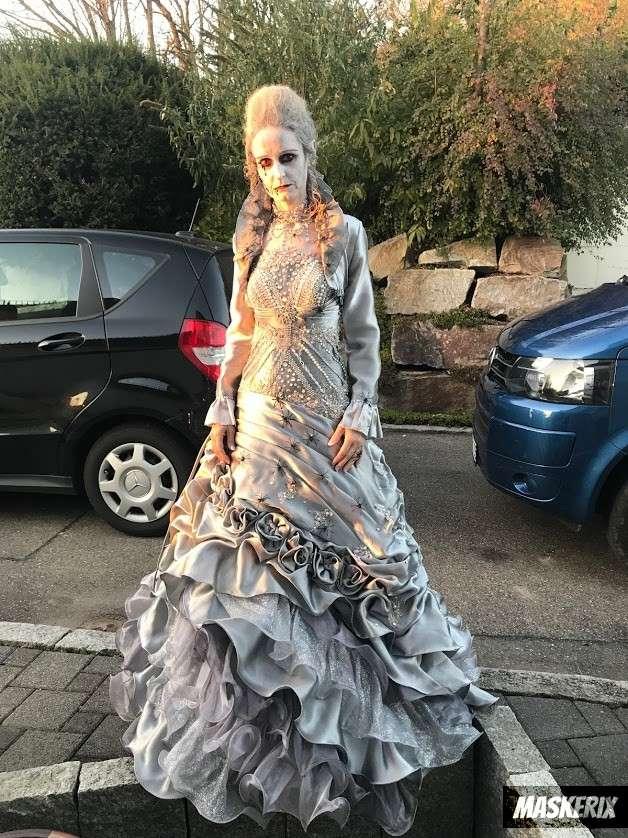 maskerix Gothic Zombie Halloween Kostüm selber machen