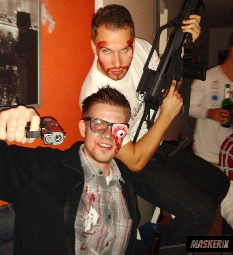 maskerix - Kostüm selber machen - Gunmen