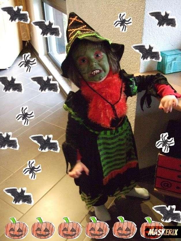 maskerix - Hexen Kostüm selber machen