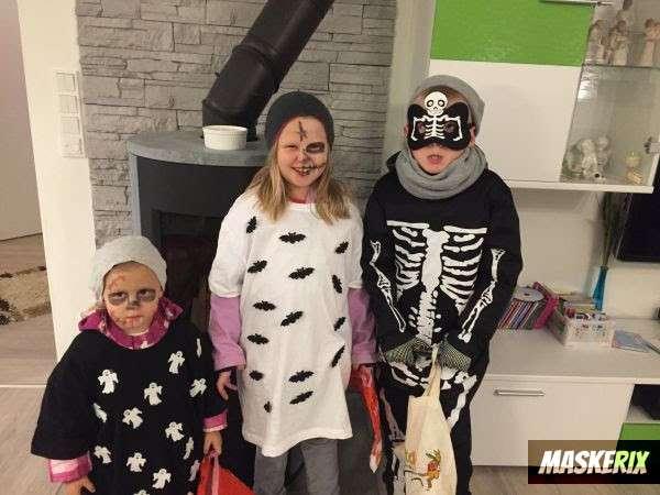 maskerix - Kostüm selber machen - Kinder Halloween