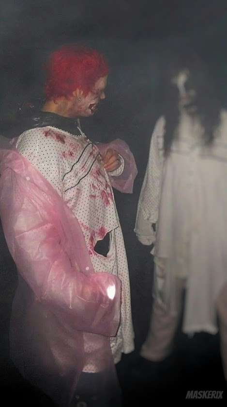 maskerix Zombie Kostüm selber machen Nachthemd