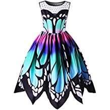 Kostüm selber machen - Schmetterlingkleid