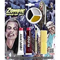 Amazon - Kostüm selber machen - Zombie Make Up Set