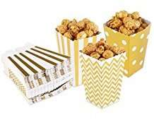Amazon - Mottoparty Goldene Candy Box