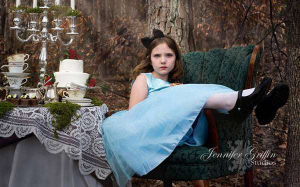 Alice Im Wunderland Kostüm Selber Machen Maskerixde