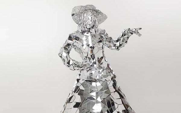 Discokugel Kostüm selber machen