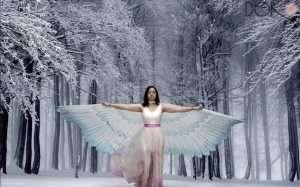 Etsy - Engel Kostüm selber machen