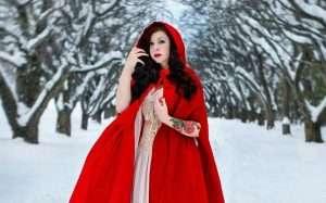 Etsy - Rotkäppchen Kostüm selber machen