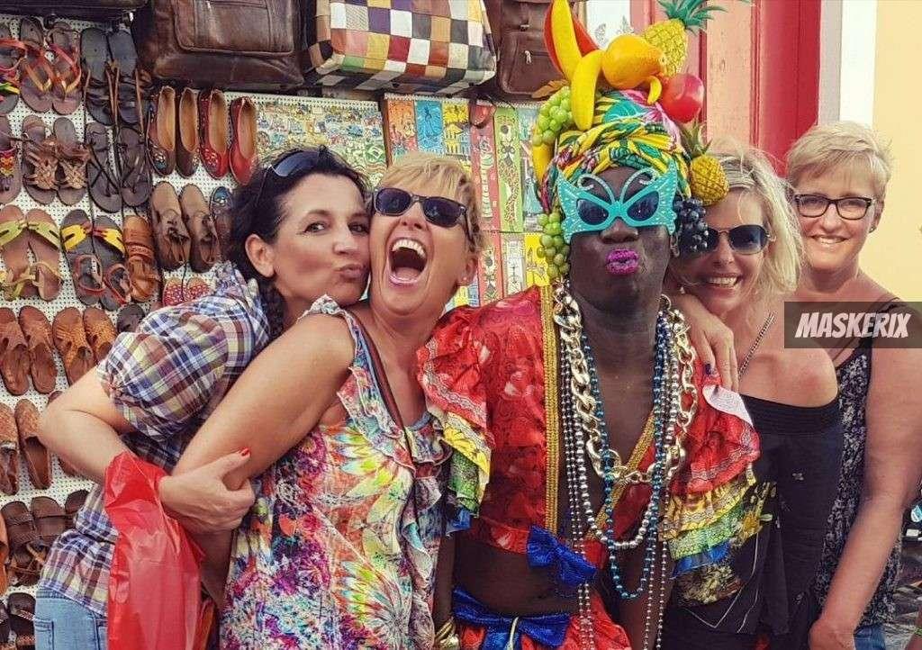 maskerix - Foto Contest Karneval 2018 - Brasilien Kostüm selber machen