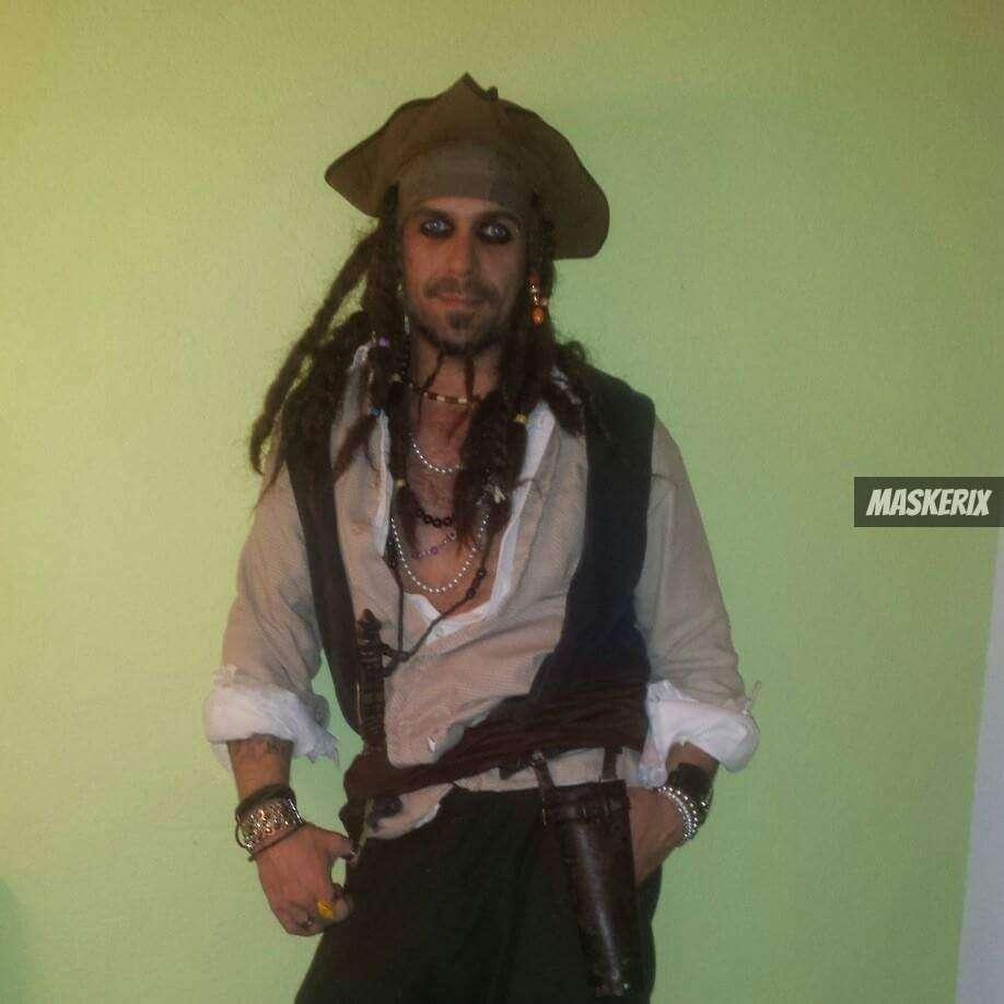 maskerix - Foto Contest Karneval 2018 - Jack Sparrow Kostüm selber machen