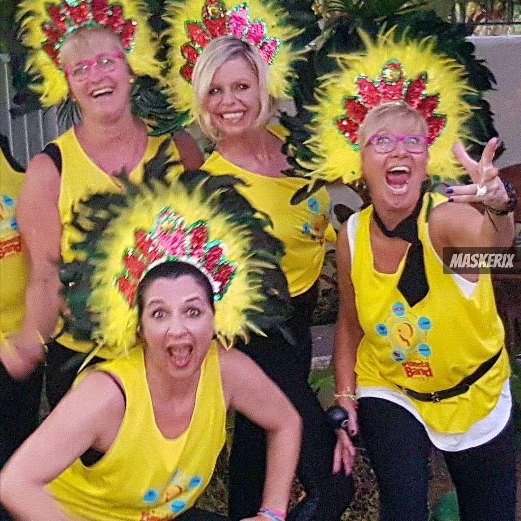 maskerix - Foto Contest Karneval 2018 - Karneval Brasilien Kostüm selber machen