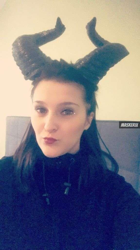 maskerix - Foto Contest Karneval 2018 - Maleficent Kostüm selber machen
