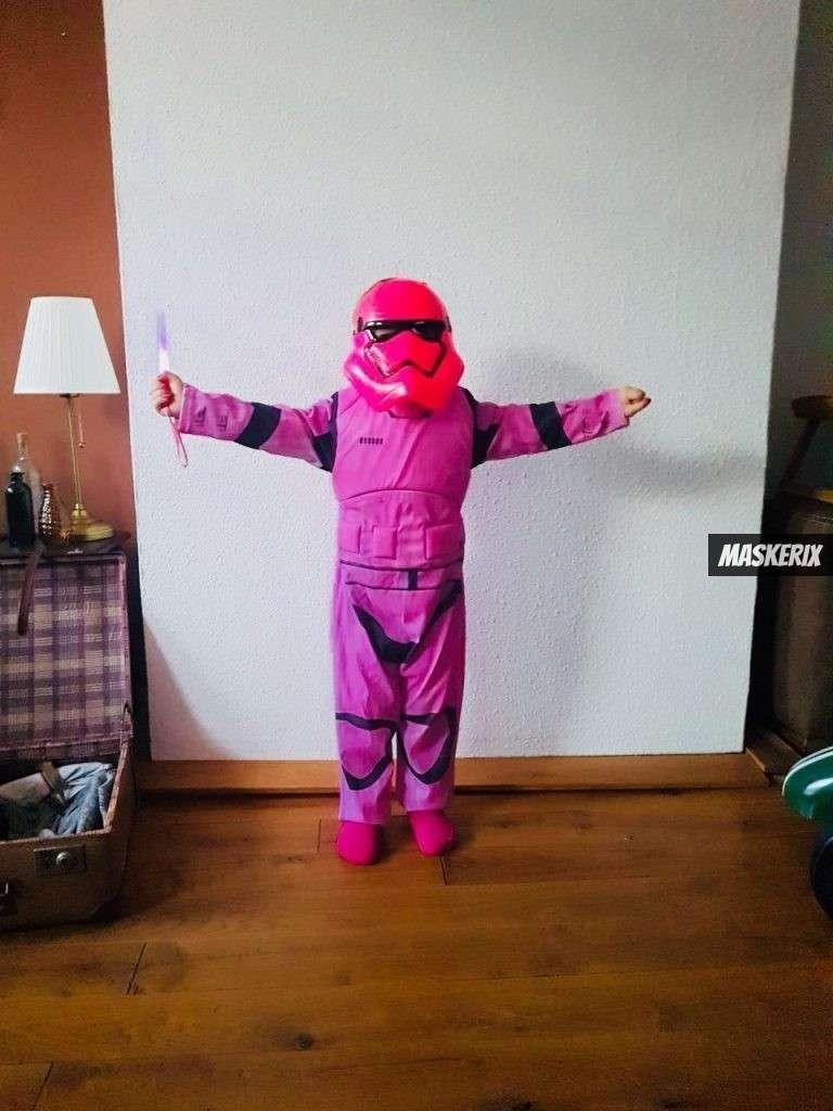 maskerix - Foto Contest Karneval 2018 - Stromtrooper Kostüm selber machen 1