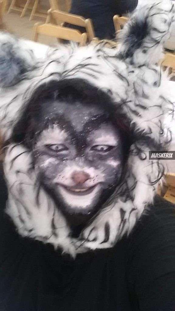 maskerix - Foto Contest Karneval 2018 - Wildkatze Kostüm selber machen