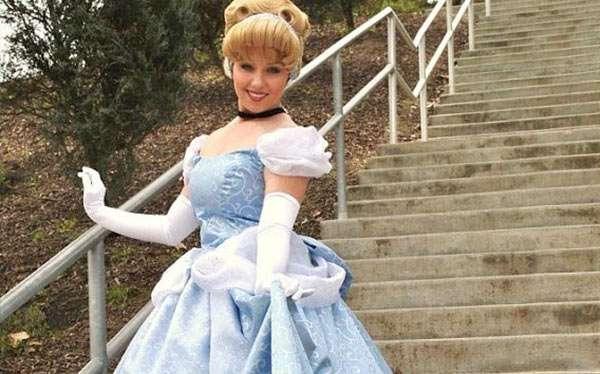 Cinderella Kostüm selber machen