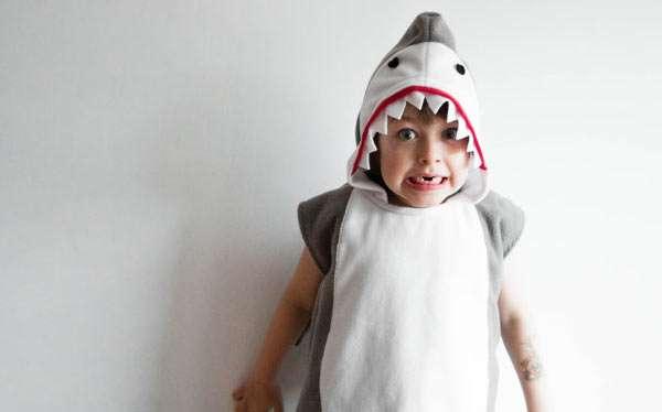 Hai Kostüm selber machen