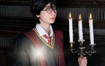 Harry Potter Party » Gruselig feiern wie in Hogwarts