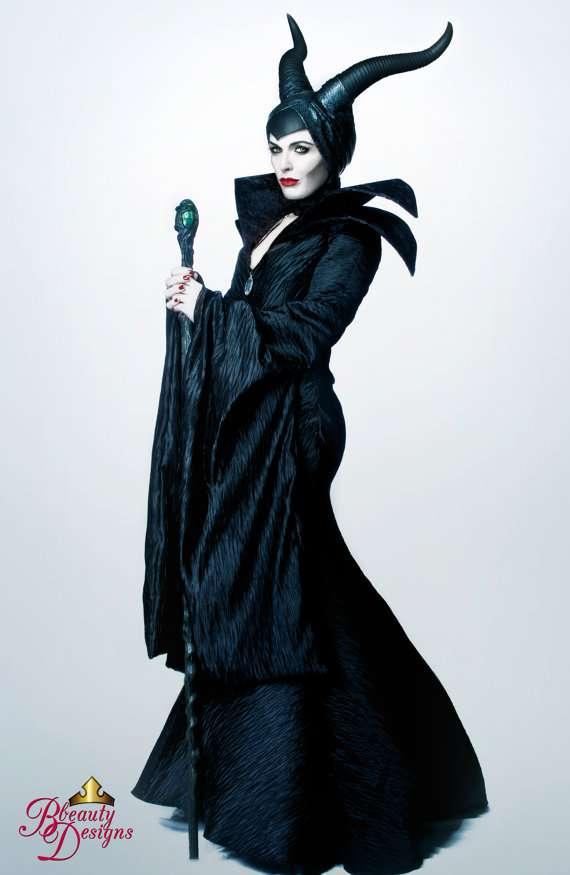 Etsy - Maleficent Kostüm selber machen