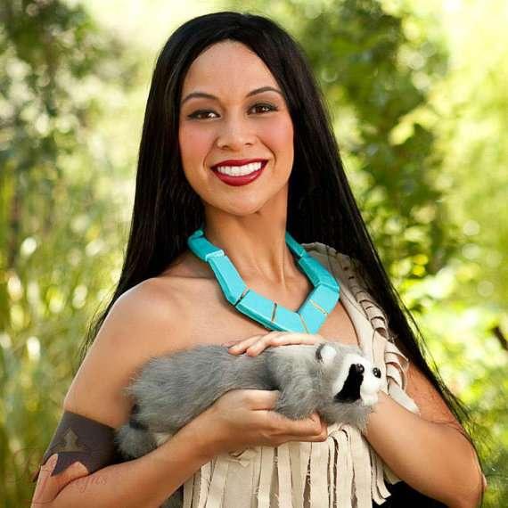 Etsy - Pocahontas Kostüm selber machen