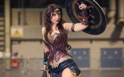 Wonder Woman Kostüm selber machen