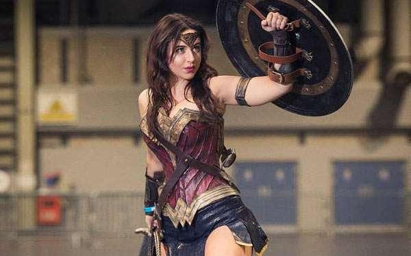 Wonder Woman Kostüm Selber Machen Maskerixde
