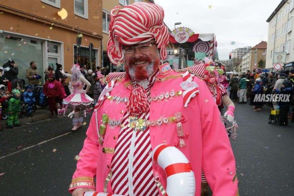 Candy Kostüm von Thomas J.