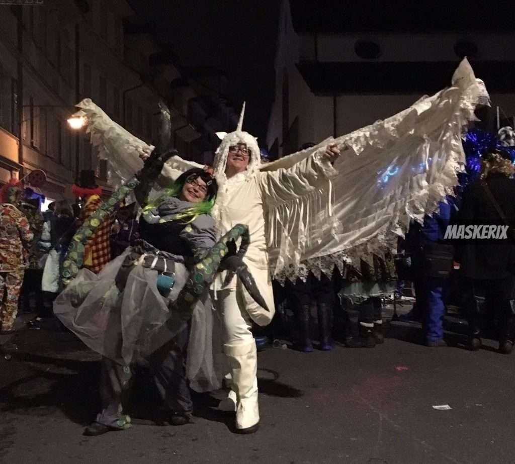 maskerix - Fabelwesen Halloween Kostüm selber machen