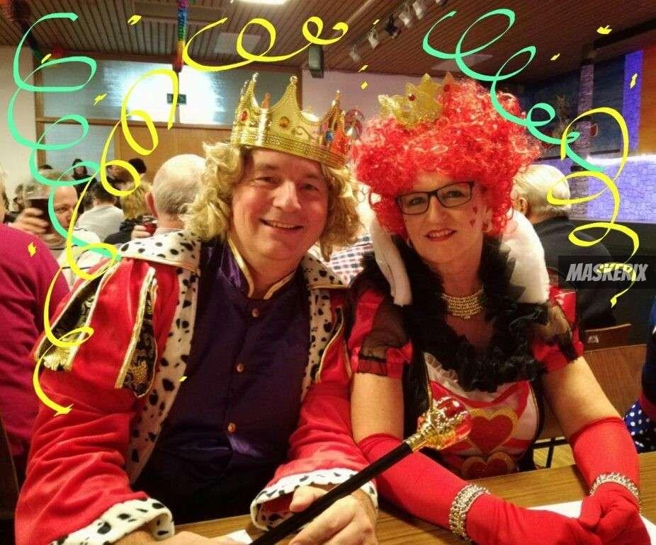 König und Königin Kostüm von Anita S.