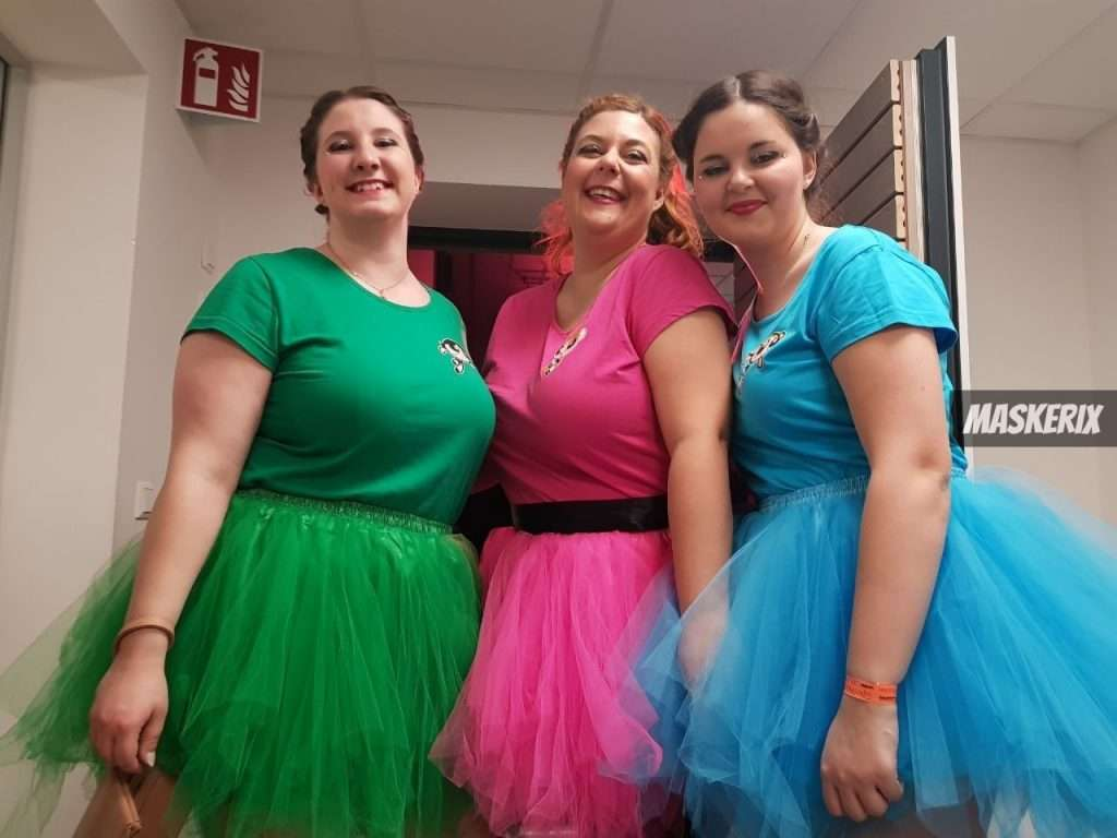 Power Puff Girls von Sascia