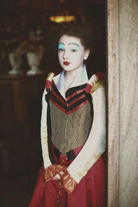 Etsy - Alice im Wunderland Herzkönigin Kostüm selber machen