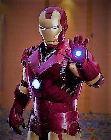 Etsy - Avengers Iron Man Kostüm selber machen