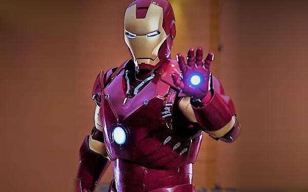 Iron Man Kostüm selber machen