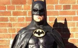 Etsy - Batman Kostüm selber machen