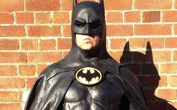 Batman Kostüm selber machen