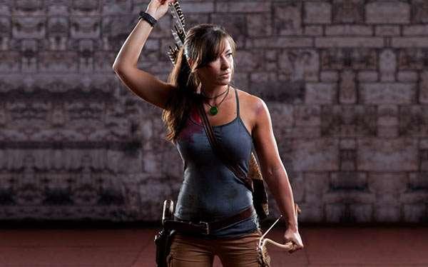 Tomb Raider Lara Croft Kostüm selber machen