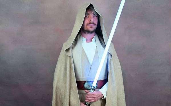 Luke Skywalker Kostüm selber machen