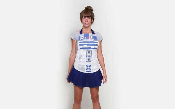 R2D2 Kostüm selber machen