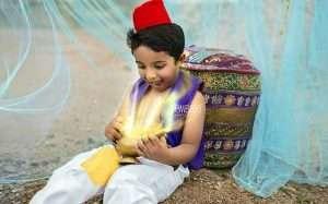Etsy - Aladdin Kostüm selber machen