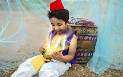 Aladdin Kostüm selber machen