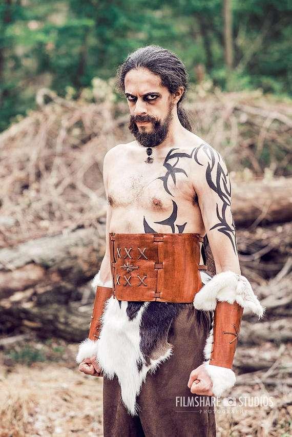 Etsy - Game of Thrones Khal Drogo Kostüm selber machen