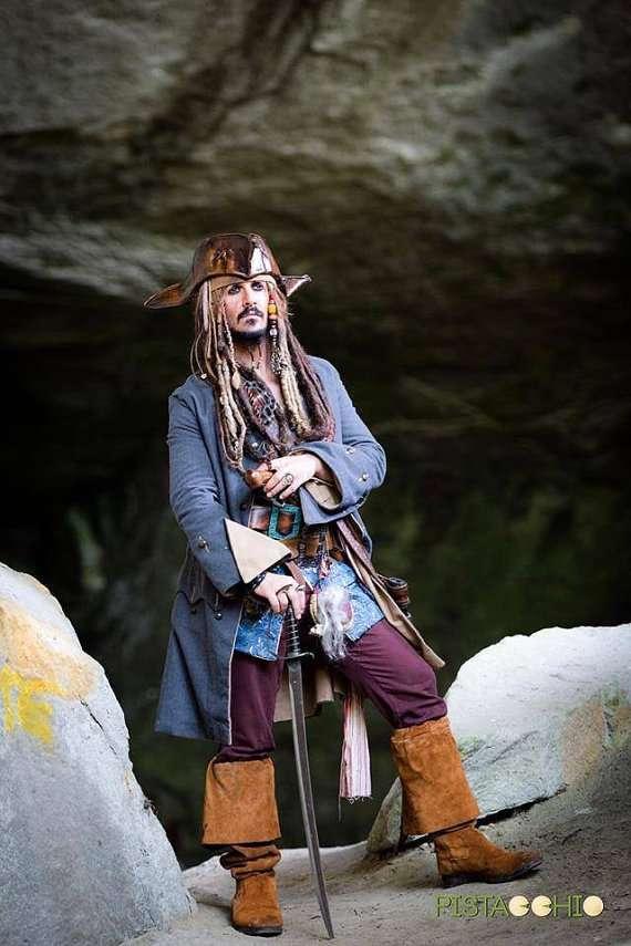 Etsy - Jack Sparrow Kostüm selber machen