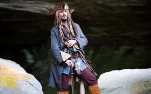 Etsy - Jack Sparrow Pirat Kostüm selber machen