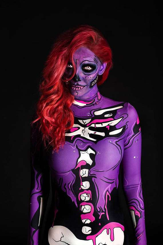 Etsy - Pop Art Zombie Kostüm selber machen