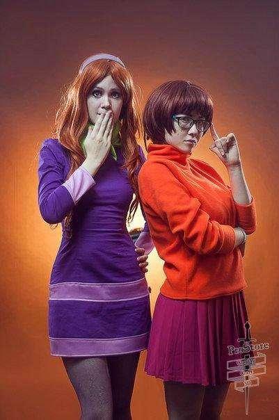 Etsy - Scooby Doo Daphne Kostüm selber machen
